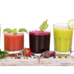 Descubre estos 2 zumos para bajar el colesterol