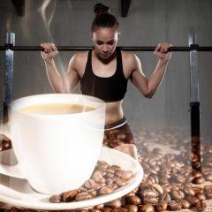 ¿Es beneficioso tomar café después de entrenar?