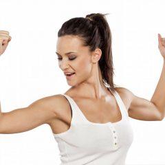 La rutina de 4 ejercicios para tonificar brazos de la que todos hablan