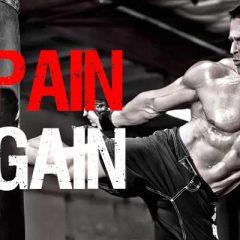 """¿Realmente es válido el dicho de """"Sin dolor no hay ganancia""""?"""