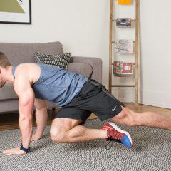 5 ejercicios para principiantes en casa