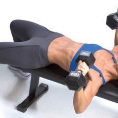 5 ejercicios para pecho (mujeres)