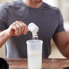 Más que un recuperador muscular la proteina de suero de leche