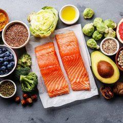 ¿Cuáles alimentos forman parte de la dieta mediterránea?