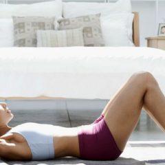 4 ejercicios para mujeres para ejecutar en casa