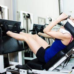 6 ejercicios para piernas tonificadas