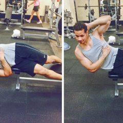 8 ejercicios para abdominales fuertes