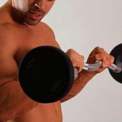 Conoce el curl de bíceps invertido con mancuerna