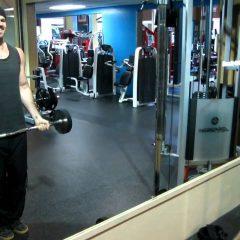 Entrenamiento de fuerza para brazos