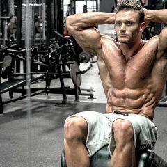 Programa de ejercicios para definir abdominales