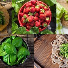 5 alimentos con pocas calorías