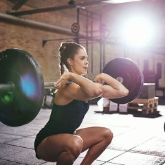 6 beneficios de levantar pesas comprobados