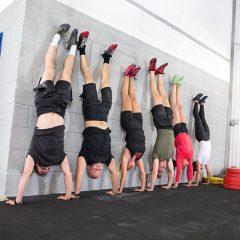 Los 4 mejores movimientos Crossfit