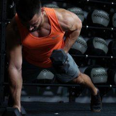 Entrenamiento cuerpo completo para adelgazar