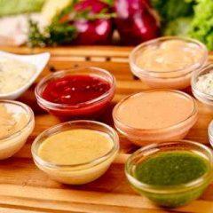 3 recetas de salsa proteica con escasas calorías