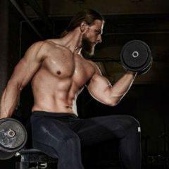 Ejercicios para fortalecer los bíceps