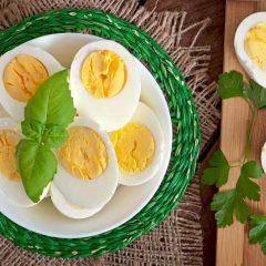 ¿Conoce la dieta del huevo?
