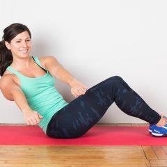 5 ejercicios para piernas y brazos en casa