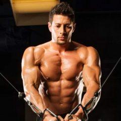 4 ejercicios de pecho para hacer en el gimnasio