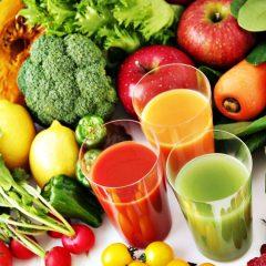 5 Jugos nutritivos para adelgazar