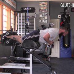 Diferencias entre Glute ham raise y Extensión de espalda