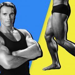 5 ejercicios para brazos y piernas