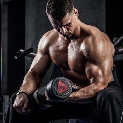 Entrenamiento de 5 ejercicios para hombro