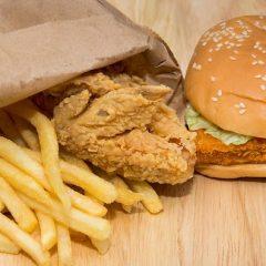 Comida rápida y los problemas en la salud