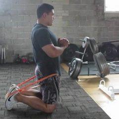 La Sentadilla de rodillas