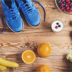 4 Recomendaciones de alimentación de un deportista en competencia