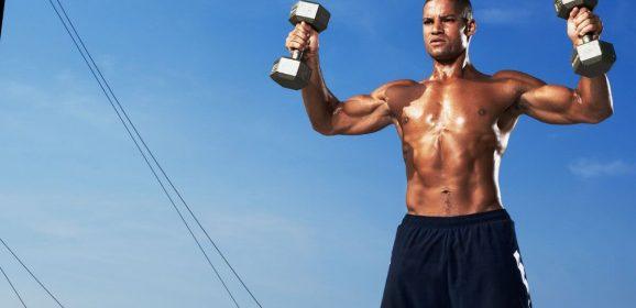 3 Estrategias para conseguir fuerza sin usar pesas