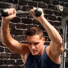 8 Entrenamientos básicos para el hombro