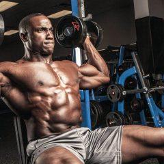 ¿Cómo aumentar masa muscular rápidamente?