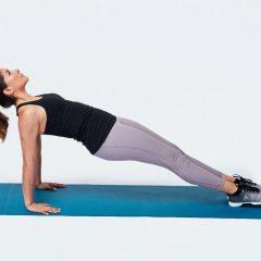 Beneficios de la Plancha inversa