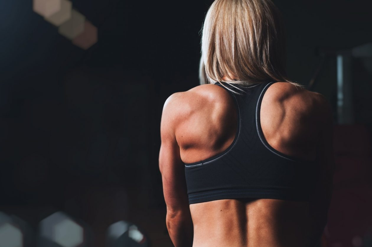 Entrenador personal online gym para aumentar tu espalda