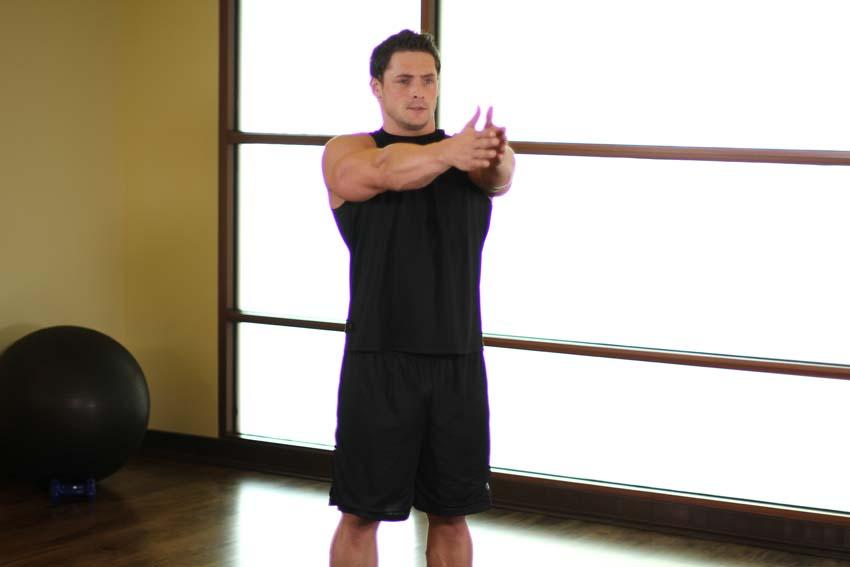 Manteniendo el cuerpo en forma para - 3 part 6
