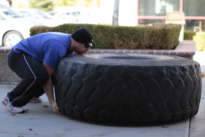 Vuelta de neumático